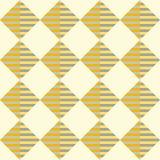 Modelo geométrico inconsútil rombal Imagen de archivo libre de regalías