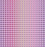 Modelo geométrico ultravioleta en el fondo colorido - la tendencia 2018 del color Ilustración del vector stock de ilustración