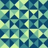 Modelo geom?trico retro del vector libre illustration