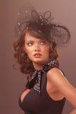 Modelo glamoroso fotos de stock royalty free