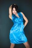 Modelo glamoroso Imagem de Stock Royalty Free