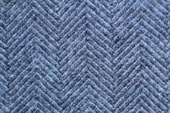Modelo gris de la materia textil del tweed Texturas y fondos Imagen de archivo