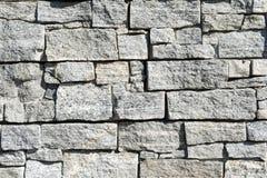 Modelo gris de la pared de piedra de la pizarra gris marrón decorativa Foto de archivo