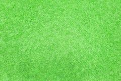 Modelo hermoso de la hierba verde del campo de golf fotos de archivo libres de regalías