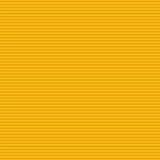 Modelo horizontal amarillo de las rayas libre illustration