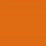 Modelo horizontal anaranjado de las rayas ilustración del vector