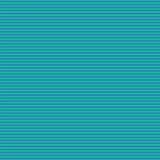 Modelo horizontal de las rayas de la turquesa azul stock de ilustración