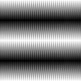 Modelo horizontal inconsútil Repita las líneas blancos y negros fondo Textura para la cubierta, aviador, diseño del sitio web ilustración del vector