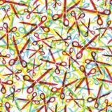 Modelo inconsútil abstracto Imagen de archivo