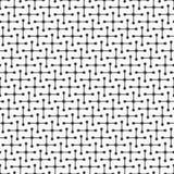 Modelo inconsútil abstracto de formas geométricas simétricas ilustración del vector