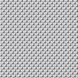 Modelo inconsútil abstracto del vector de los hexágonos libre illustration
