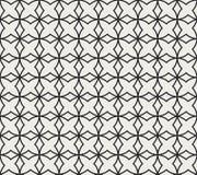Modelo inconsútil abstracto del vector Fondo clásico geométrico Textura elegante retra libre illustration