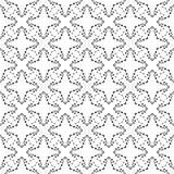 Modelo inconsútil abstracto del vector Papel pintado abstracto del fondo imagenes de archivo