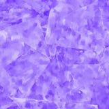 Modelo inconsútil abstracto Fondo violeta de la acuarela Ilustración del vector Fotos de archivo