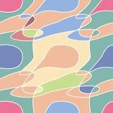 Modelo inconsútil abstracto Manchas de óxido coloreadas Fotografía de archivo libre de regalías