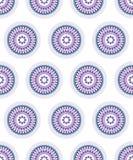 Modelo inconsútil abstracto para imprimir en el papel y las materias textiles ilustración del vector