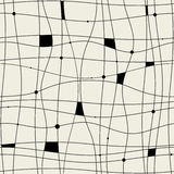 Modelo inconsútil abstracto para su diseño Imagen de archivo libre de regalías