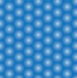 Modelo inconsútil azul Imágenes de archivo libres de regalías