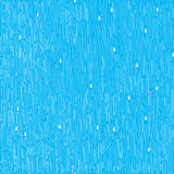 Modelo inconsútil azul del descenso del agua Fotografía de archivo libre de regalías