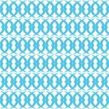 Modelo inconsútil azul geométrico libre illustration