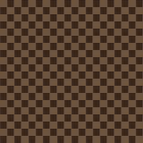 Modelo inconsútil beige de la textura de la tela de Brown Fotos de archivo