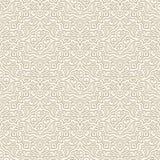 Modelo inconsútil beige del vintage ilustración del vector