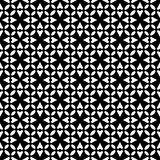 Modelo inconsútil blanco y negro fotos de archivo libres de regalías