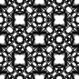Modelo inconsútil complejo de Rhombus Imagenes de archivo