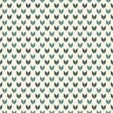 Modelo inconsútil con adorno de las flechas Mini corchetes menores/mayores repetidos Papel pintado de los galones Fondo abstracto stock de ilustración
