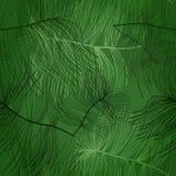 Modelo inconsútil con el árbol de pino libre illustration