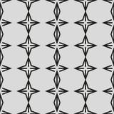 modelo inconsútil con formas y símbolos geométricos Fotografía de archivo libre de regalías