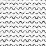 modelo inconsútil con formas y símbolos geométricos Imagen de archivo
