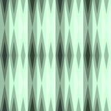 Modelo inconsútil con los diamantes en color verde Libre Illustration