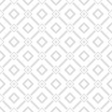 Modelo inconsútil cuadrado de plata ilustración del vector