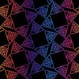Modelo inconsútil de beads-07 ilustración del vector