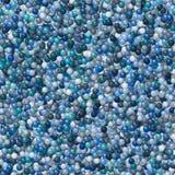 Modelo inconsútil de bolas coloridas Imágenes de archivo libres de regalías