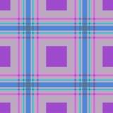 Modelo inconsútil de cuadrados y de líneas Foto de archivo