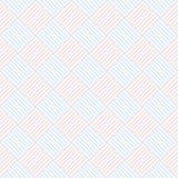 Modelo inconsútil de diverso vector retro en colores pastel ilustración del vector