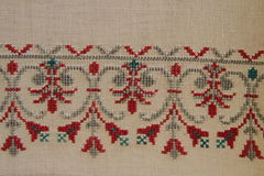 Modelo inconsútil de Ethno Ornamento ucraniano étnico Impresión tribal del arte, fondo repetible Diseño de la tela, papel pintado Imágenes de archivo libres de regalías