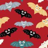 Modelo inconsútil de Halloween con el palo del colorul Fondo hermoso del vector para los diseños de Halloween de la decoración libre illustration
