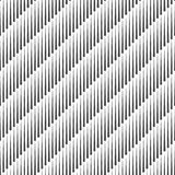 Modelo inconsútil de líneas Fondo rayado geométrico Foto de archivo