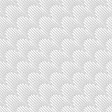 Modelo inconsútil de líneas y de círculos Backgro rayado geométrico Imagenes de archivo