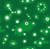 Modelo inconsútil de la ameba abstracta Foto de archivo libre de regalías