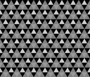 Modelo inconsútil de la escala gris del vector, fondo Foto de archivo