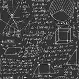 Modelo inconsútil de la fórmula Foto de archivo