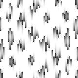 Modelo inconsútil de la mudanza de las partículas Fondo abstracto en colores brillantes Ilustración del vector libre illustration