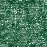 Modelo inconsútil de la operación matemática y de la ecuación Fotografía de archivo