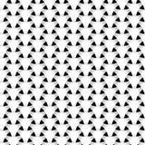 Modelo inconsútil de la superficie del squama del triángulo que teje Fotografía de archivo libre de regalías
