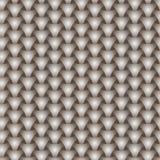 Modelo inconsútil de la superficie del squama del triángulo que teje Imagenes de archivo