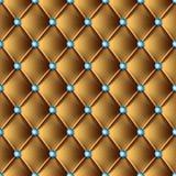 Modelo inconsútil de la tapicería ilustración del vector